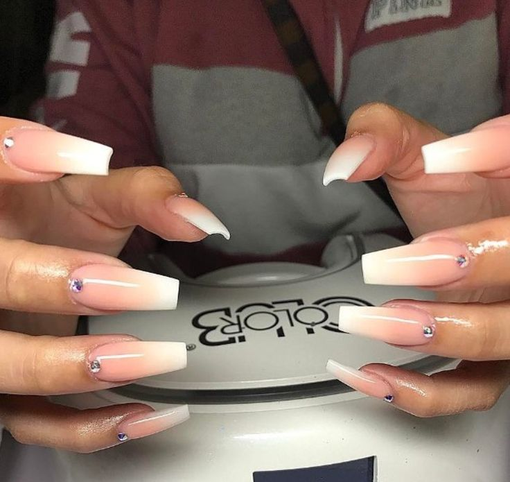 Fresh Set By Jamie  Pinterest:Hair,Nails,And Style