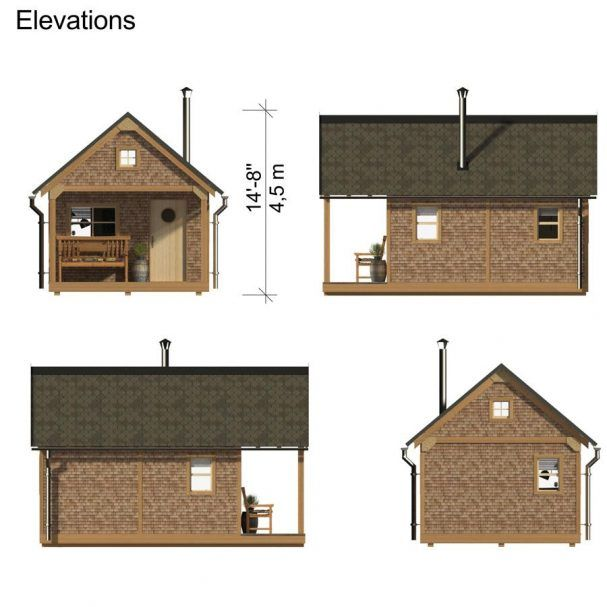 Basic Cabin Plans Cabin Plans Tiny House Floor Plans Small Cabin Plans
