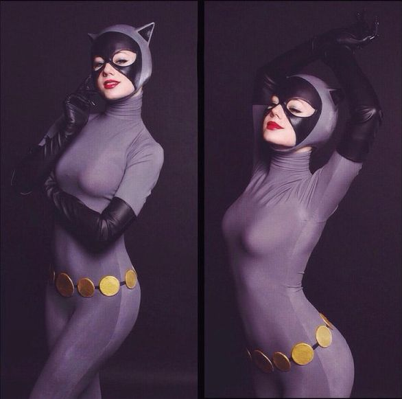Catwoman by Kamiko-Zero Check out http://hotcosplaychicks.tumblr.com for more awesome cosplay