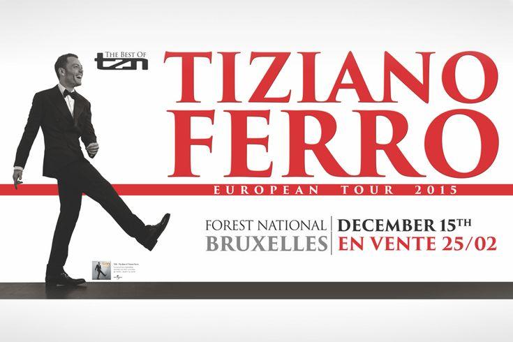 Tiziano Ferro - concert!