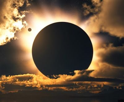 """ΕΛΛΑΝΙΑ ΠΥΛΗ: """"Ολική έκλειψη Ηλίου και Υπερπανσέληνος στις 8 Μαρ..."""