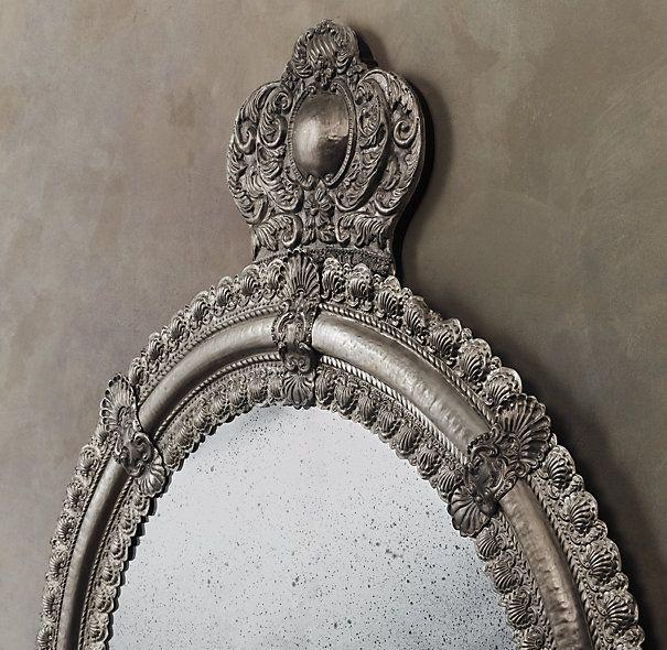 Argentinian Crown Mirror