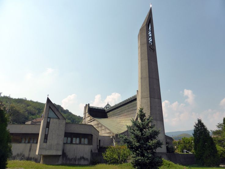 All sizes | Orsova, Roman Catholic Church. Built 1972-1976 | Flickr - Photo Sharing!
