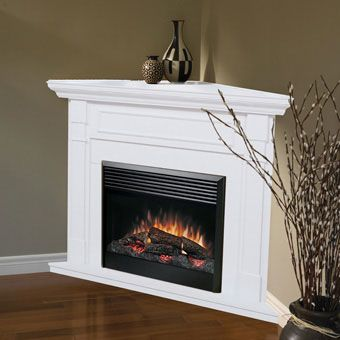 17 Best Ideas About Corner Fireplace Mantels On Pinterest