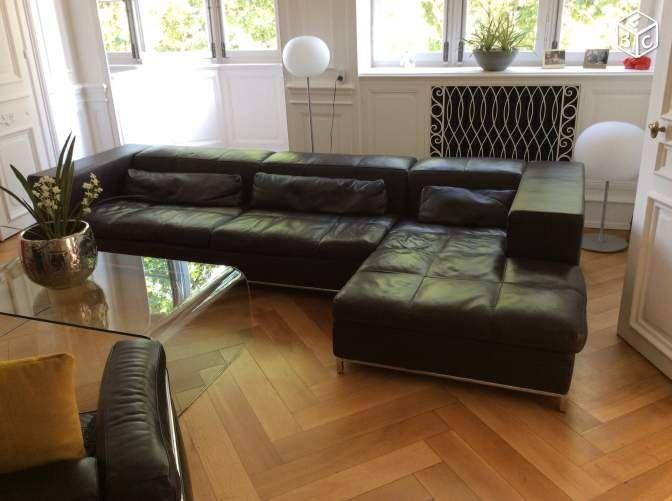 beautiful canap en cuir cinna ameublement basrhin leboncoinfr with bon coin ameublement bas rhin. Black Bedroom Furniture Sets. Home Design Ideas