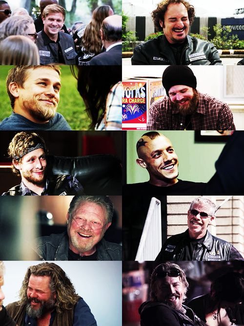 I remember when they used to smile... we all miss them smiling. We need them to smile a little more!