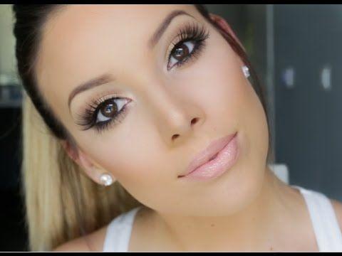 Kim Kardashian Inspired: Bronzed Eyes!