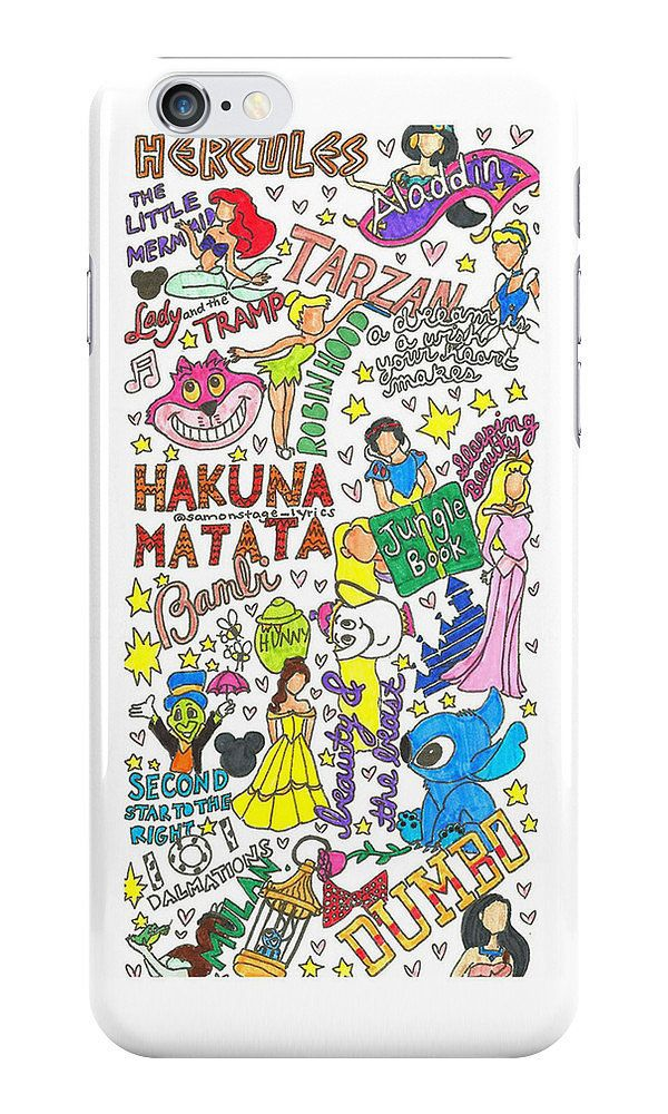 Disney iPhone Cases - POPSUGAR Tech - (Pinterest: Jessica Rose)