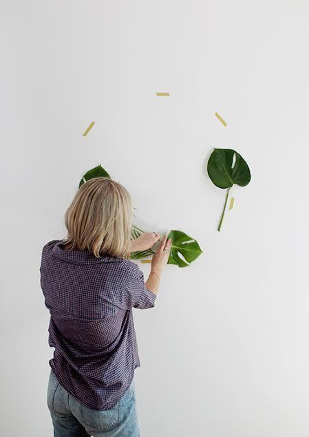 Decoración pared vegetal - DECORACIÓN FIESTAS