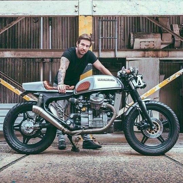 Honda Cx500 Cafe Exhaust: 24 Best Honda Cx500c Bobber/caferacer Images On Pinterest
