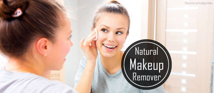 All Natural Makeup Remover with Kitchen Ingredients