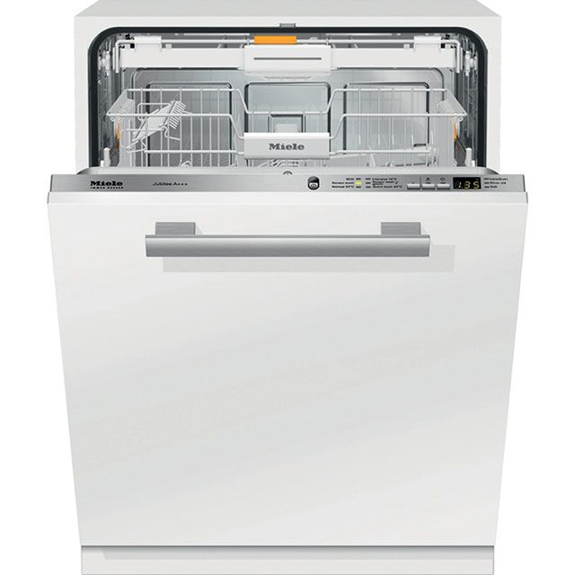 Miele Neff Siemens Fully Built In Dishwashers With Cutlery Tray