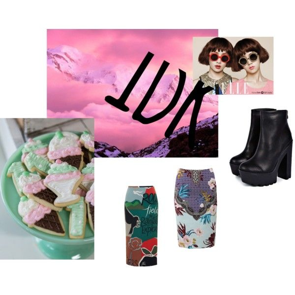 """#IDK"" by priscille-amy on Polyvore"