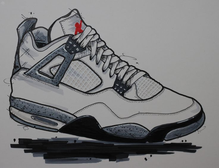 #nike #air #jordan #mj #jordanvi #art #canvas #painting