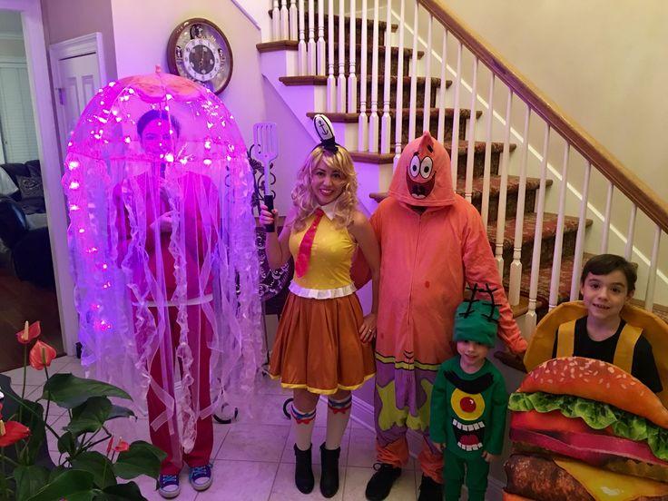 Les 25 Meilleures Id Es De La Cat Gorie Spongebob Halloween Costume Sur Pinterest Costumes Bob