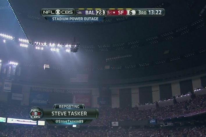 Super Bowl 2013 lights go out: Superdome, like scoreboard, goes black - SBNation.com
