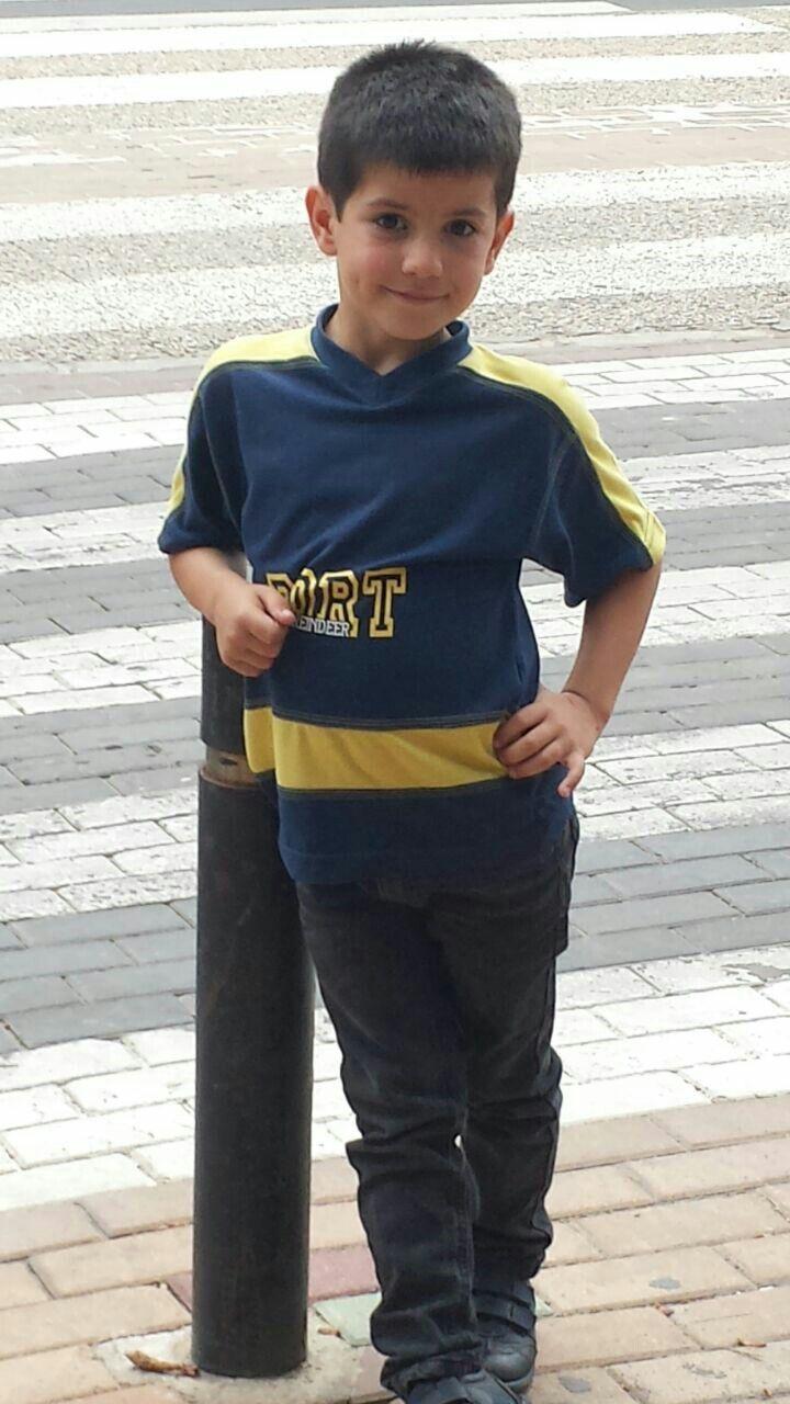 David ....6 años