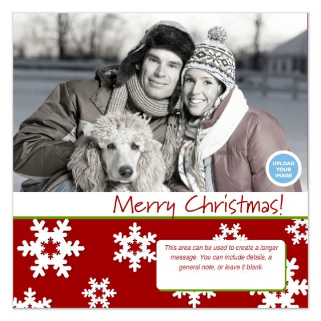 These Christmas ecards look just as good as ones at the store. Save time, money, and the environment by sending one of these free Christmas ecards.