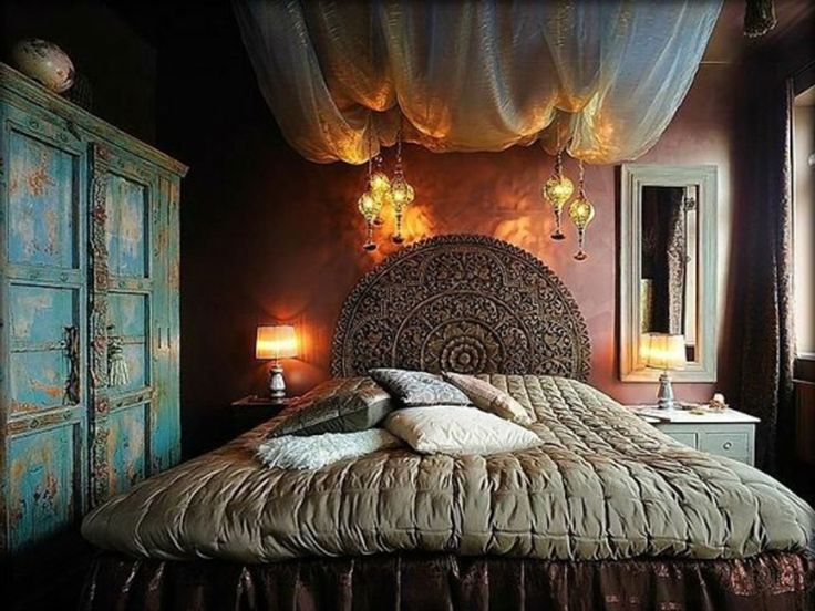 25 best images about teen rooms on pinterest howard johnson hotel keith haring and artsy - Schlafzimmer orientalisch ...