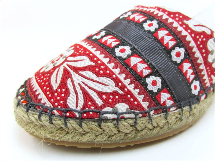 DIY Wedge Espadrilles: New from Dritz | Sew4Home