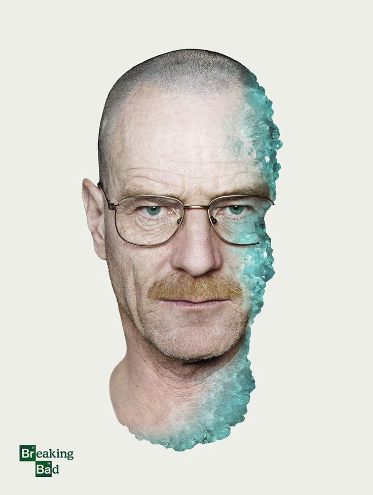 AMC Breaking Bad Posters by Shelby White | Abduzeedo Design Inspiration