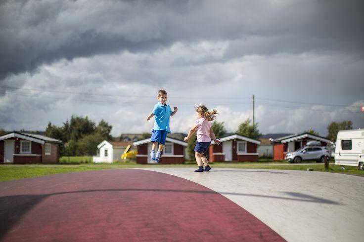 Hamre Familiecamping at Hamresanden in Kristiansand