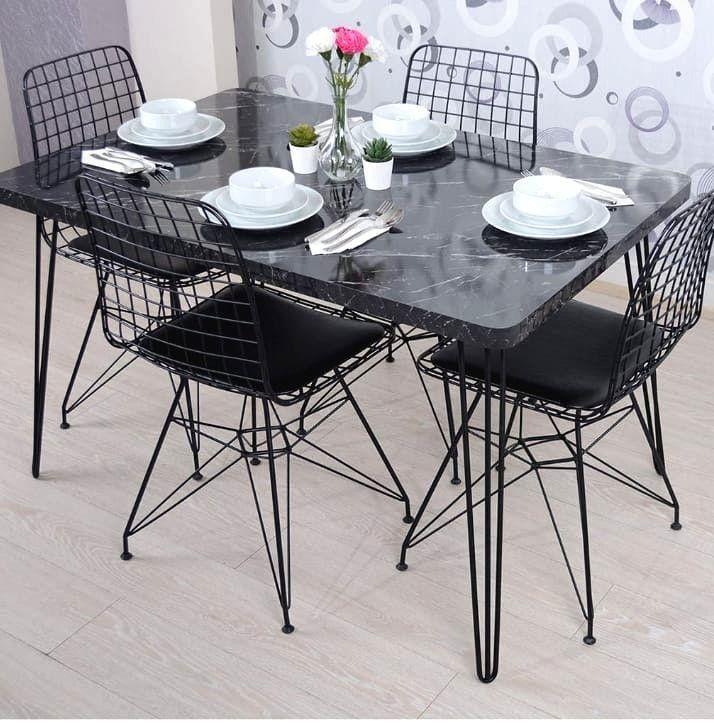 ferforje yemek masasi 05336910626 sandalye dis mekan mobilyalari dekor