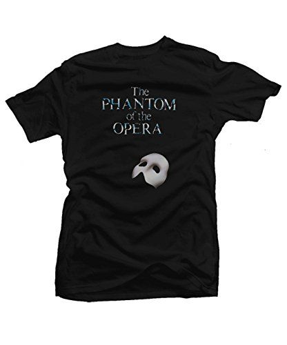 UNISEX The Phantom Of The Opera T-shirt Broadway Musical FREE SHIP_LOW PRICE_100%Cotton  http://www.amazon.com/dp/B01C6WTMD0/ref=cm_sw_r_pi_dp_9HVixb02BQYFS