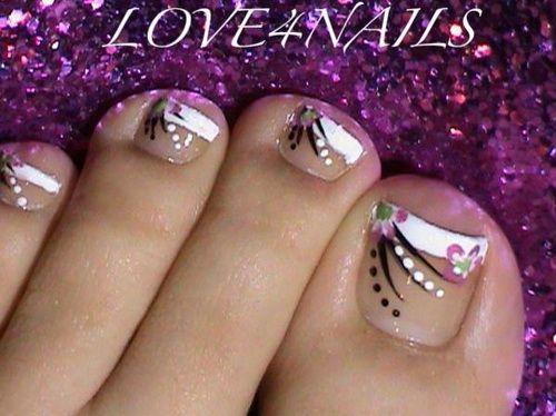 cute toe nail designs Toe Nail Designs
