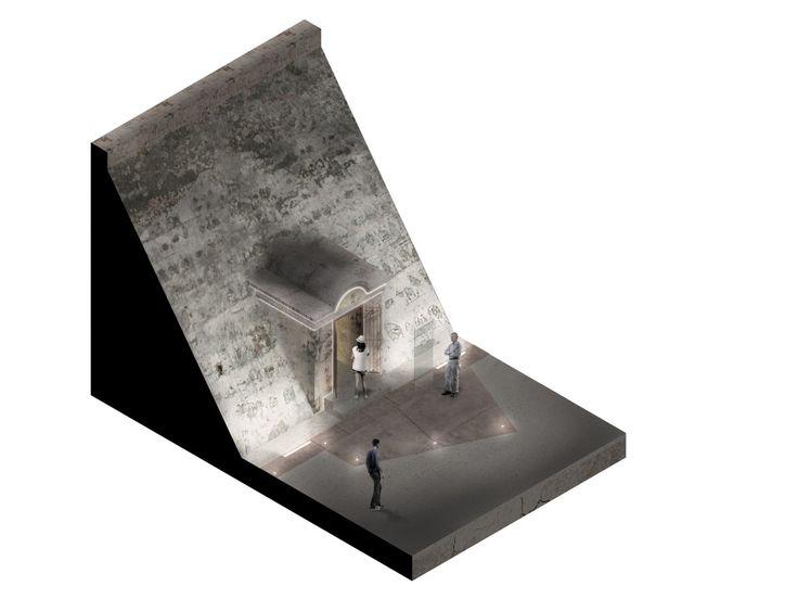 Galería de Este es el diseño de Colectivo720 + De Arquitectura y Paisaje que iluminará castillo en Cartagena - 19