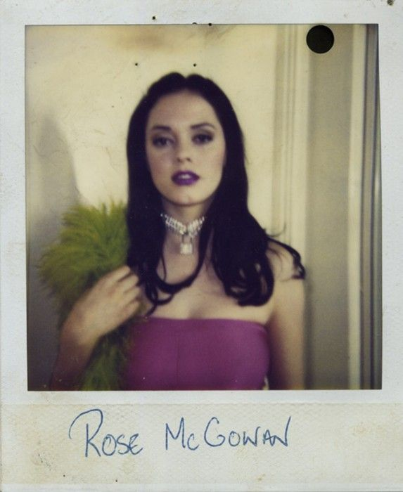 1990s Rose McGowan .I'll fucking shred you you whore.  Jawbreaker