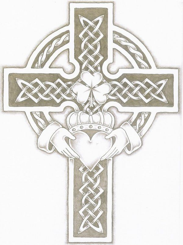 http://tattoomagz.com/cross-tattoos-with-names/celtic-cross-tattoos-a-symbol-of-faith/