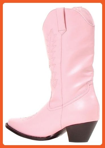 Girls Pink Cowgirl Boots - Child Small Shoe - Boots for women (*Amazon Partner-Link)