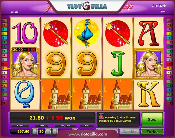 Free 5 reel slots games online at Slotozilla.com