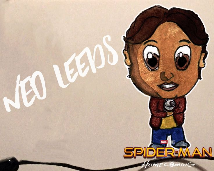 A personal favourite from my Etsy shop https://www.etsy.com/au/listing/535370034/ned-leeds-chibi-spider-man-homecoming