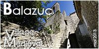 ZMZ.FR - Balazuc, Visite, Visite virtuelle, Villes et villages, Plus beau village de France
