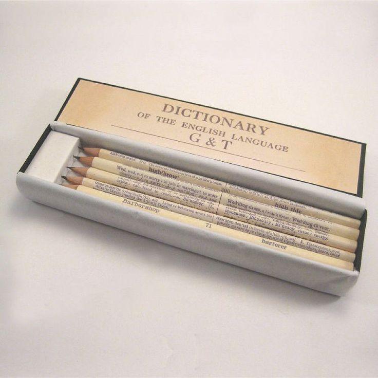 Pencil buat souvenirmu juga bagus kok