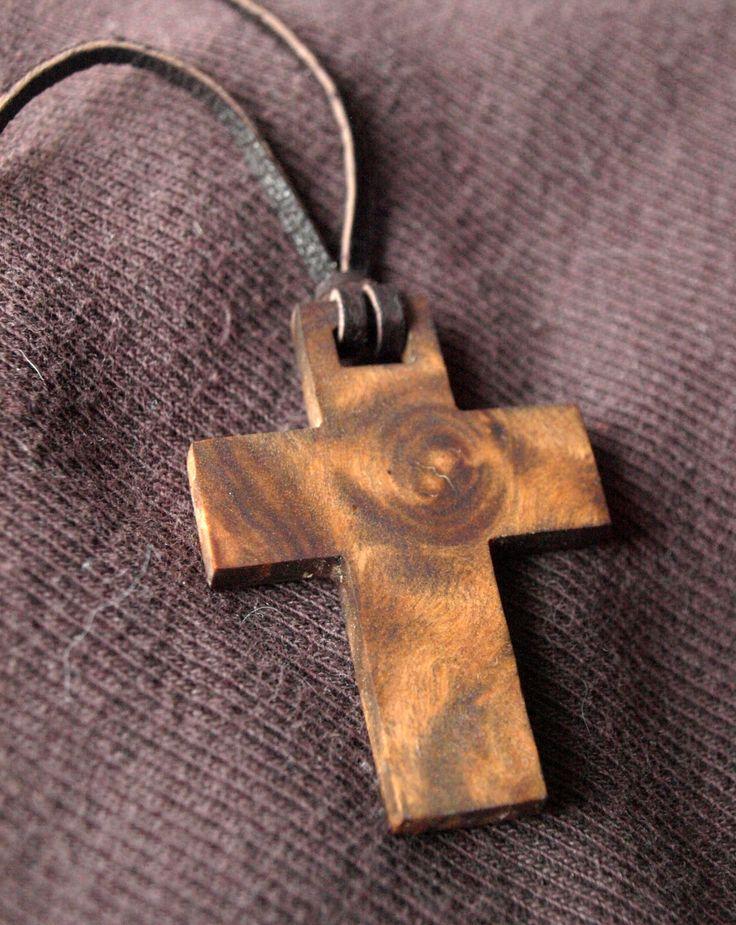 křížek dřevíčko
