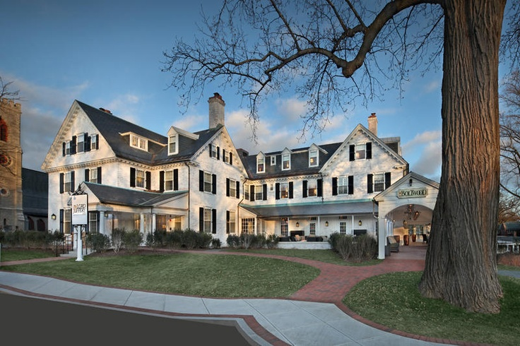Lord Jeffery Inn, Amherst, Massachusetts