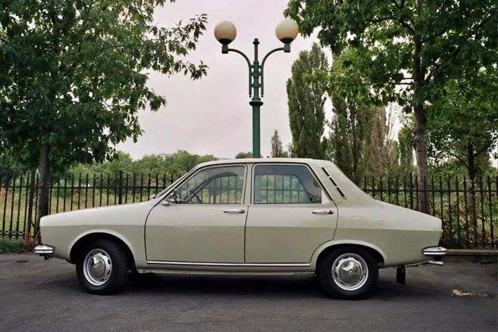 Bucharestcars 1970 Dacia 1300