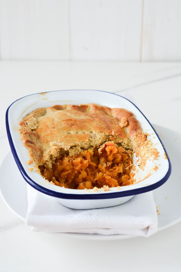 These pies are based on a cheesy lentil pie I tried a couple of months back and LOVED but wanted to see if I could make my own grain-free and vegan version and … I am so so happy with the results! I loved the combination of the crumbliness of the topping and the creamy...Read More