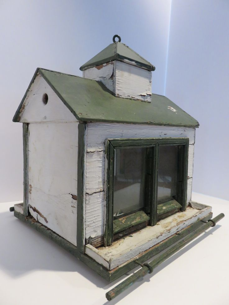 1797 best images about rustic birdhouses on pinterest - Old barn wood bird houses ...