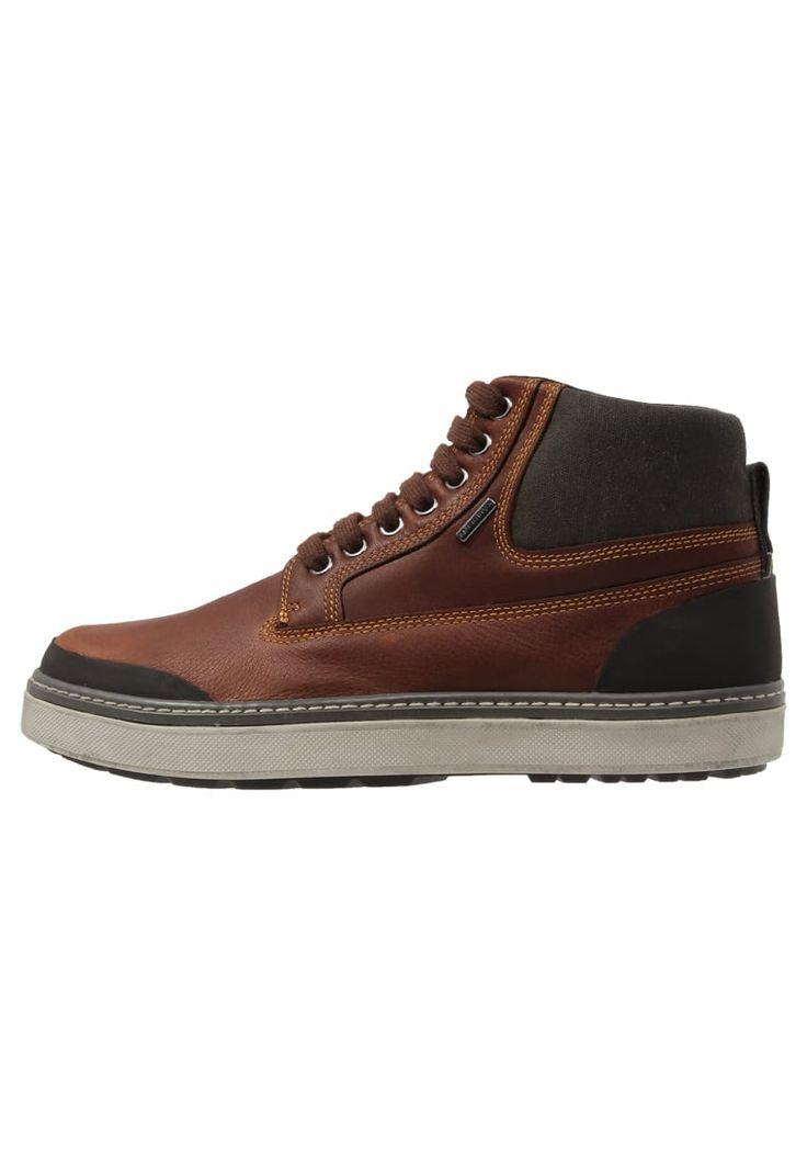 ¡Consigue este tipo de zapatillas altas de Geox ahora! Haz clic para ver los detalles. Envíos gratis a toda España. Geox MATTIAS Zapatillas altas brown: Geox MATTIAS Zapatillas altas brown Zapatos   | Material exterior: piel, Material interior: cuero de imitación/tela, Suela: fibra sintética, Plantilla: tela | Zapatos ¡Haz tu pedido   y disfruta de gastos de enví-o gratuitos! (zapatillas altas, high, high-tops, high top, hi- top, hi top, alta, bota, hi-tops, tobillo, hi tops, cons metr...