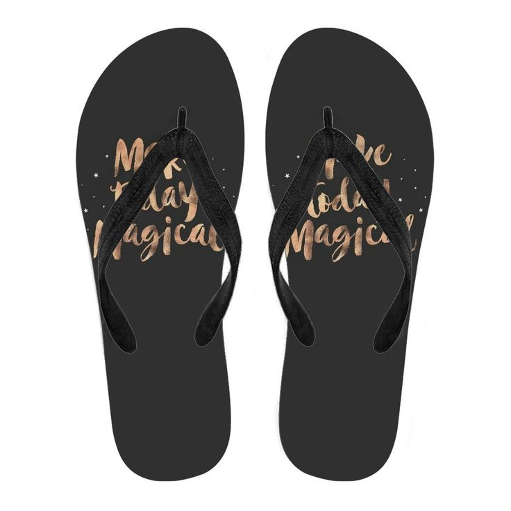 "flip flops ""make today magical"" – Enéaworld"