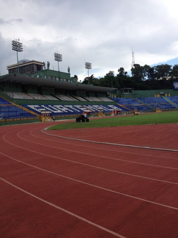 Running, training