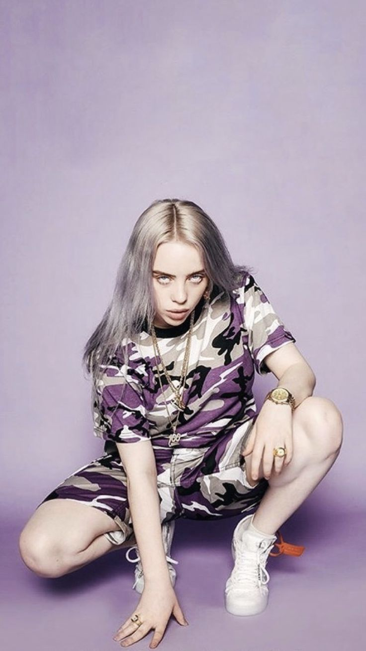 Pin by Riley Flores on Billie Eilish -wallpapers (With ...