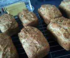 Recipe Chia, cheese and linseed - Gluten Free bread by mylittlemod - Recipe of category Breads & rolls