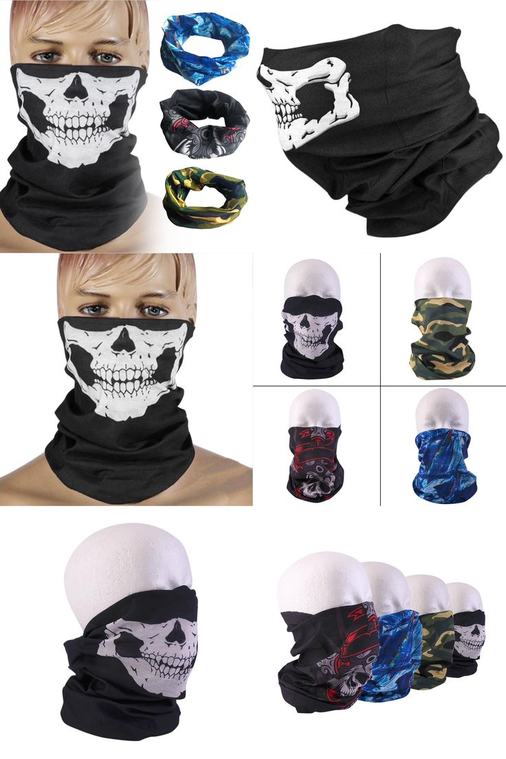 Best 25+ Skull face mask ideas on Pinterest | Skeleton mask, Joker ...