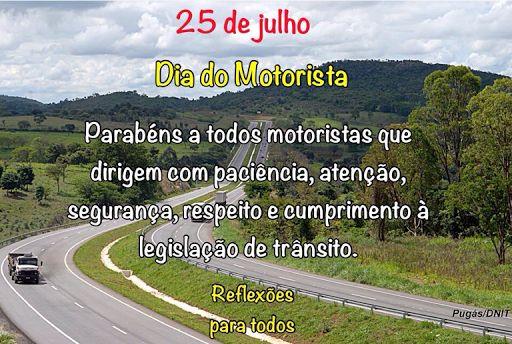 """Acesse: """"25 de Julho - Dia do Motorista"""" (e de São Cristóvão), com links para """"Dez Estratégias Para a Segurança de Crianças no Trânsito  #Transito"""