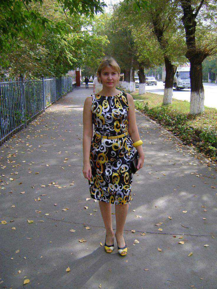 Вот и пригодилась старая фотография)) / Kulygina Svetlana / 31.08.2015 / Фотофорум BurdaStyle